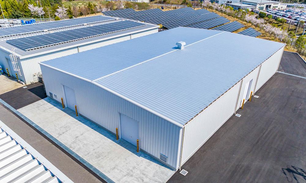 工場建て替え・倉庫建て替え建物診断