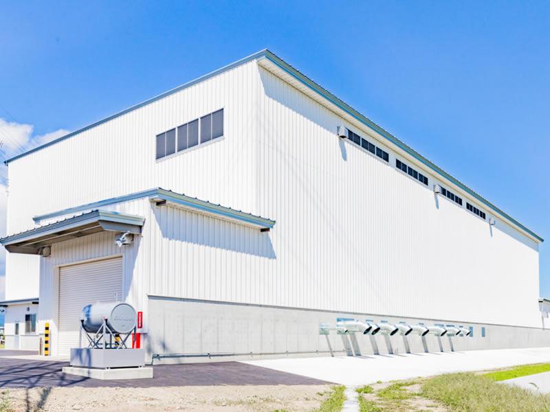 工場(米乾燥出荷施設)